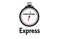 min. 3 Werktage Express-Produktionszeit
