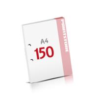 2-fach Bohrung Notizblöcke mit  150 Blatt Notizblöcke einseitig drucken
