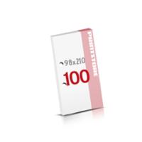 2-fach Bohrung Notizblöcke mit  100 Blatt Notizblöcke einseitig drucken