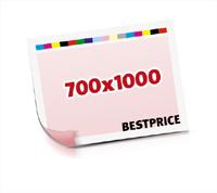Sammel-Formen drucken  1-6 färbige Schön- & Widerdrucke nutzenmontierter Standbogen Bogenformat 700x1000mm beidseitig bedruckte Planobogen 2 Garnituren Druckplatten