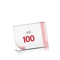 Notizblöcke mit  100 Blatt Notizblöcke beidseitig drucken