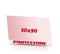 Visitenkarten drucken Visitenkartenformat 50x90mm  4 färbige Visitenkarten einseitig bedruckte Visitenkarten Office-Drucksorten