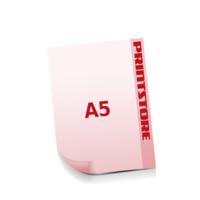 A5 (148x210mm) Stanzwerkzeug Pfeil Gestanzte Flugblätter mit bis zu  6 Druckfarben drucken einseitiger getanzte Flugblätter drucken