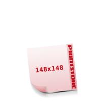 148x148mm Stanzwerkzeug Rund Gestanzte Flugblätter mit bis zu  6 Druckfarben drucken einseitiger getanzte Flugblätter drucken