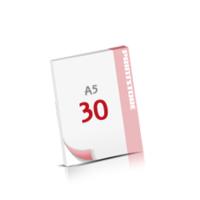 Digitaldruck Notizblöcke mit  30 Blatt Digitaldruck Notizblöcke beidseitig drucken