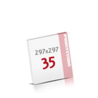 Digitaldruck Notizblöcke mit  35 Blatt Digitaldruck Notizblöcke einseitig drucken