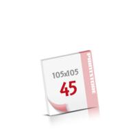 Digitaldruck Notizblöcke mit  45 Blatt Digitaldruck Notizblöcke beidseitig drucken