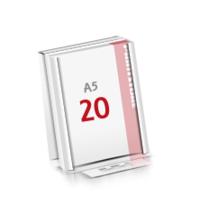 Flachverpackung Digitaldruck Notizblöcke mit  20 Blatt Digitaldruck Notizblöcke einseitig drucken