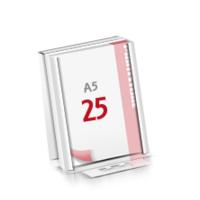 Flachverpackung Digitaldruck Notizblöcke mit  25 Blatt Digitaldruck Notizblöcke beidseitig drucken
