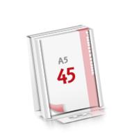 Flachverpackung Digitaldruck Notizblöcke mit  45 Blatt Digitaldruck Notizblöcke beidseitig drucken