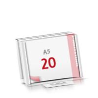 Flachverpackung Digitaldruck Notizblöcke mit  20 Blatt Digitaldruck Notizblöcke beidseitig drucken