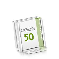 Microwellkarton Seminarblöcke mit  50 Blättern Seminarblöcke einseitig bedrucken