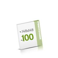 2-fach Bohrung Seminarblöcke mit  100 Blättern Seminarblöcke einseitig bedrucken