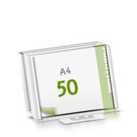 Microwellkarton Seminarblöcke mit  50 Blättern