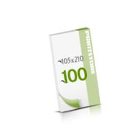 2-fach Bohrung Seminarblöcke mit  100 Blättern