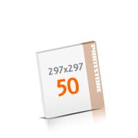Blöcke mit  50 Blatt Blöcke einseitig drucken