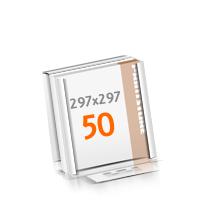 Versandverpackung Blöcke mit  50 Blatt Blöcke einseitig drucken