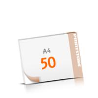 Blöcke mit  50 Blatt Blöcke beidseitig drucken