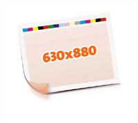 Druckformen drucken  1-6 färbige Schön- & Widerdrucke nutzenmontierter Standbogen Bogenformat 630x880mm beidseitig bedruckte Plano-Druckbogen 2 Garnituren Druckplatten