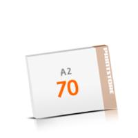 Schreibunterlagen mit  70 Blatt