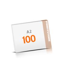 Schreibunterlagen mit  100 Blatt