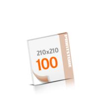 Blöcke mit  100 Blatt Blöcke beidseitig drucken