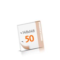 2-fach Bohrung Blöcke mit  50 Blatt Blöcke beidseitig drucken