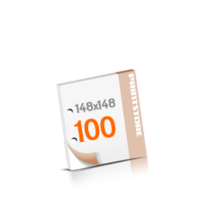 2-fach Bohrung Blöcke mit  100 Blatt Blöcke beidseitig drucken