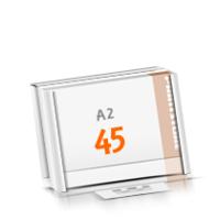Kalenderleisten in Versandverpackung Schreibunterlagen mit  45 Blatt