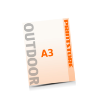 1-5 färbige Outdoor-Plakate  A3 (297x420mm) einseitige Outdoor-Plakate