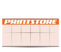 1-5 färbige Plakate 24/1 Großflächen-Plakat (2380x5040mm)  12 Plakate  A0 überlappend plakatiert einseitige Großflächen-Plakate