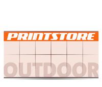 1-5 färbige Outdoor-Plakate 24/1 Großflächen-Plakat (2380x5040mm)  12 Plakate  A0 überlappend plakatiert einseitige Großflächen-Plakate