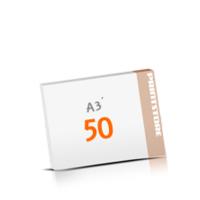 Schreibunterlagen mit  50 Blatt