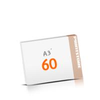 Schreibunterlagen mit  60 Blatt