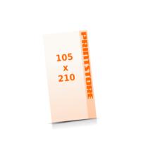 DIN Lang (105x210mm) Digitaldruck Flyer Digitaldruck 1- oder 4-färbig drucken