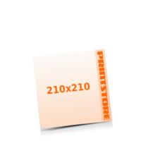 210x210mm Digitaldruck Flyer Digitaldruck 1- oder 4-färbig drucken