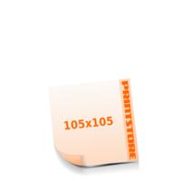 105x105mm Digitaldruck Flyer Digitaldruck 1- oder 4-färbig drucken