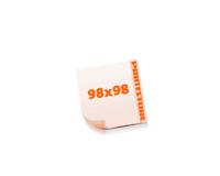 98x98mm Digitaldruck Flyer Digitaldruck 1- oder 4-färbig drucken