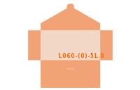 Stanzform 1060-(0)-51.0 Mappen-Füllhöhe: 0mm Mappen einseitig drucken & stanzen