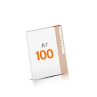 Blöcke mit  100 Blatt Blöcke einseitig drucken