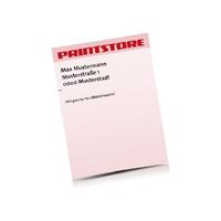 Briefpapiere drucken Einseitige Briefpapiere Einseitige Personalisierung Schwarz