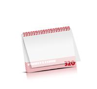 Digitaldruck Kataloge drucken  4 Seiten bis  268 Seiten Digitaldruck Kataloge mit Drahtkammbindung PVC-Frontblatt oder PVC-Endblatt (1 Blatt PVC) Drahtkamm oben Querformat