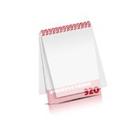 Digitaldruck Kataloge drucken  4 Seiten bis  268 Seiten Digitaldruck Kataloge mit Drahtkammbindung PVC-Frontblatt und PVC-Endblatt (2 Blätter PVC) Drahtkamm oben Hochformat
