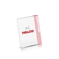 Digitaldruck Notizblöcke drucken  A5 (148x210mm)