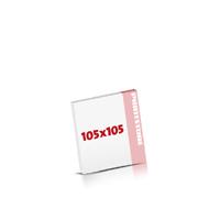 Digitaldruck Notizblöcke drucken  105x105mm