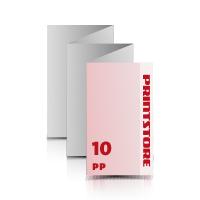 Falzblätter drucken Falzblätter drucken & perforieren  10-seitige Falzblatt  4-Bruch Zickzack-Falz  1-6 färbige Falzblätter Euroskala, HKS-Schmuckfarben oder Pantone-Schmuckfarben beidseitig bedruckte Falzblätter