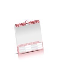 Kalender drucken Produktion im Sammeloffsetdruck Kalenderblätter einseitiger Druck