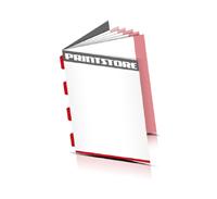 Kataloge drucken  4 Seiten Umschlag Rückenstichheftung  4 Klammern