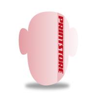 Gestanzte Flugblätter drucken Stanzwerkzeug Kopf Beidseitiger Online-Druck