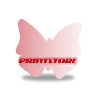 Gestanzte Flugblätter drucken Stanzwerkzeug Schmetterling Einseitiger Online-Druck